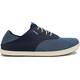 OluKai M's Nohea Moku Shoes Trench Blue/Trench Blue
